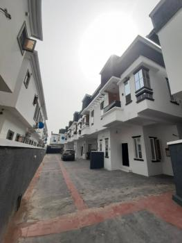 4 Bedroom Semi Detached Duplex, By Chevron Head Head Office Before Second Toll Gate, Lekki Phase 2, Lekki, Lagos, Semi-detached Duplex for Sale