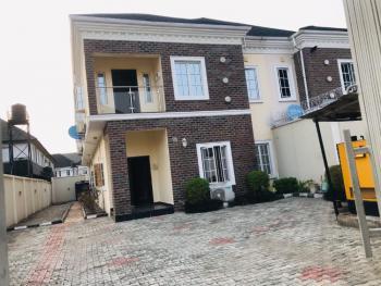 Luxurious 3 Bedroom Fully Detached Duplex, Osapa, Lekki, Lagos, Detached Duplex Short Let