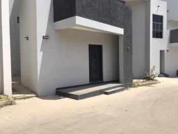 Tranquility in & Out: Upscale 4 Bedroom Terrace Duplex + Dq, Off Ademola Adetokunbo Crescent, Wuse 2, Abuja, Terraced Duplex for Rent