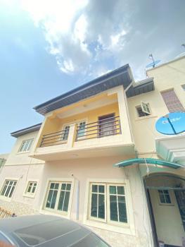 Lovely 3 Bedroom Terrace Duplex Apartment, Osapa, Osapa, Lekki, Lagos, Terraced Duplex for Rent