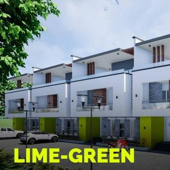 4 Bedroom Terrace Duplex + Bq (still Under Construction), Idu By Nizamiye Hospital, Idu Industrial, Abuja, Terraced Duplex for Sale