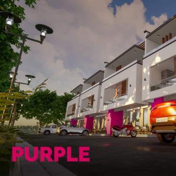 4 Bedroom Terraced Duplex + Bq (still Under Construction), By Nizamiye Hospital, Idu Industrial, Abuja, Terraced Duplex for Sale