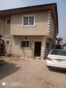 Very Massive Room Self Contain Upstairs, Signboard Estate  Ado Road Ajah Lagos, Badore, Ajah, Lagos, Self Contained (single Rooms) for Rent