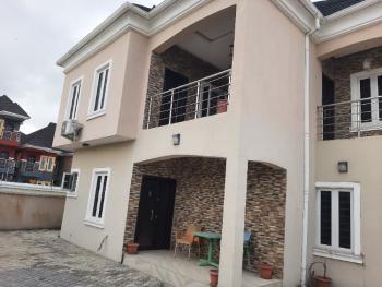 Fully Detached Spacious 4 Bedrooms Duplex Plus Bq, Blenco Supermarket Before Shoprite, Sangotedo, Ajah, Lagos, Detached Duplex for Sale