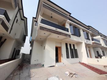 Luxury 4 Bedrooms Semi Detached Duplex with Excellent Facilities, Chevron Alternative Route, Lekki, Lagos, Semi-detached Duplex for Sale