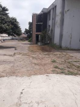 a Massive Land Measuring 5,100sqm with Structure on It, Ikeja Gra, Ikeja, Lagos, Mixed-use Land for Sale