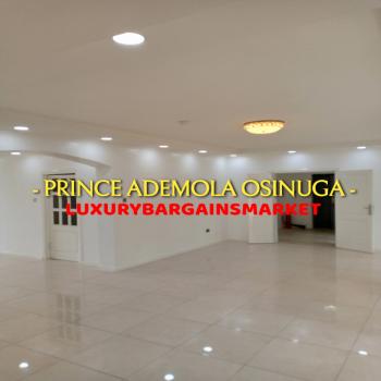 Fantastic Deal! Top Rated 3 Bedroom Apartment + Study+club House+pool, Old Ikoyi, Ikoyi, Lagos, Flat for Rent