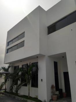 Contemporary and Spacious 4 Bedroom Semi-detached House with Bq, Pinnock Beach Estate, Osapa, Lekki, Lagos, Semi-detached Duplex for Rent