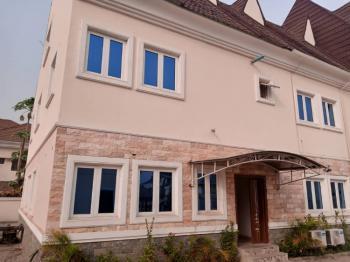 4bedroom Plus a Bq in a Pretty Location, Close to Jabi Shoprite, Jabi, Abuja, Terraced Duplex for Sale