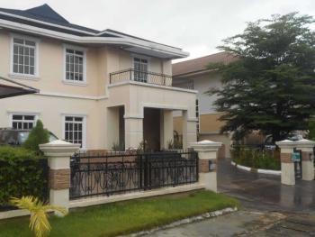 Furnished 5 Bedroom Fully Detached Duplex with 2 Room Bq, Carlton Gate Estate Chevron, Lekki Phase 2, Lekki, Lagos, Detached Duplex for Sale