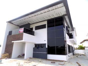 Very Big Compound 4 Bedroom Fully Detached Duplex+ 2 Bedroom Duplex, Beside Abraham Adesanya Estate, Lekki Phase 2, Lekki, Lagos, Detached Duplex for Sale
