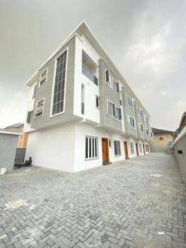 Brand New 4 Bedrooms Terraced Duplex in a Serene and Beautiful Estate, Ikate, Lekki, Lagos, Terraced Duplex for Sale