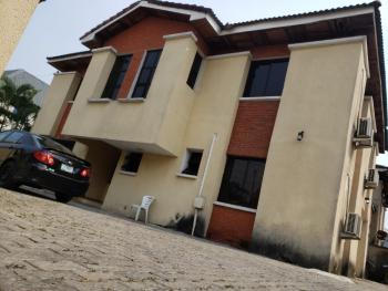 4 Bedroom Semi Detached House with a Mini Flat Bq, Chesachi Hani Okoroafor Close, Lekki Phase 1, Lekki, Lagos, Semi-detached Duplex for Sale