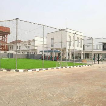Brand New Terrace Duplex Apartment, Orchid Road, Lekki, Lagos, Terraced Duplex for Rent