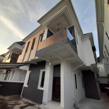 New 5 Bedroom Fully Detached Duplex, Chevron Alternative Estate, Lekki, Lagos, Detached Duplex for Rent