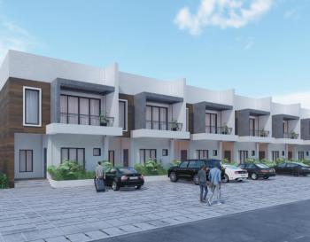 4 Bedroom Terrace Duplex, By Mobil Filling Station, Mabushi, Abuja, Terraced Duplex for Sale