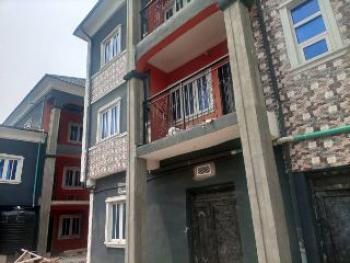 Brand New Lovely Finished 3 Bedroom Flat(pop Finished), Weighbridge, Kosofe, Lagos, Flat for Rent