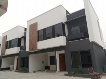 Newly Built 12 Units 4 Bedroom Terrace Duplex with Bq Tittle: C of O, Osapa London, Osapa, Lekki, Lagos, Terraced Duplex for Sale
