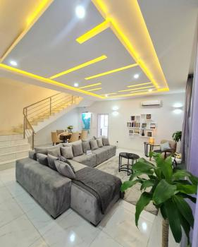 a Beautifully Designed 3 Bedrooms Terraced Duplex with a Bq, Camberwell Court, Abijo, Lekki, Lagos, Terraced Duplex for Sale