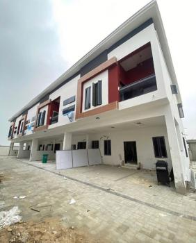Brand New Spacious Terraced 3 Bedrooms Duplex, 2nd Tollgate, Lekki Phase 2, Lekki, Lagos, Terraced Duplex for Sale