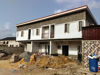 Newly Built Well Finished 3 Bedrooms Terraced Duplex, Ocean Palm Estate, Ajah, Lagos, Terraced Duplex for Sale