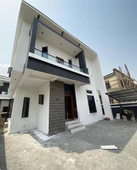an Awesomely Built 4 Bedrooms Detached Duplex with Bq, Lekki Palm Estate, Ajah, Lagos, Detached Duplex for Sale