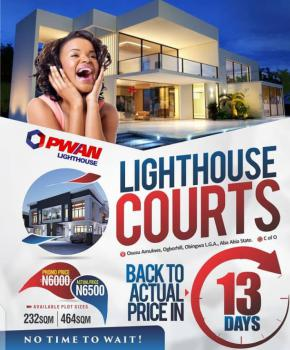C of O Land, Lighthouse Court Estate Osusu Amukwa Ogborhills Obingwa Lga, Aba, Abia, Residential Land for Sale