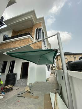 Brand New 4 Bedroom Semi Detached Duplex with B.q, Ikota, Lekki, Lagos, Semi-detached Duplex for Sale