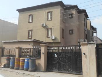 Well Furnished Block of 6 (nos) 3 Bedroom Flat, Millennium Estate, Gbagada, Lagos, House for Sale