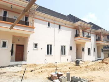 Luxury 4 Bedrooms Terraced Houses with Bq, Agungi, Lekki, Lagos, Terraced Duplex for Sale