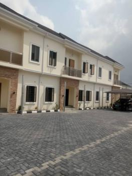 2 Bedroom Terrace Duplex Before, Metro Home Estate, General Paint Bus Stop Just After Abraham Adesanye, Lekki, Lagos, Terraced Duplex for Rent