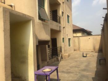 Downstairs Standard 3 Bedroom Flat, Fagba Off Oando, Ifako-ijaiye, Lagos, Flat for Rent