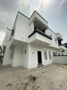Brand New 4 Bedroom Semi Detached Duplex with B. Q, Ikota, Lekki, Lagos, Semi-detached Duplex for Sale