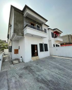 Newly Built 4 Bedrooms Fully Detached House with a Bq, Osapa, Lekki, Lagos, Detached Duplex for Sale