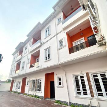 Nicely Built 4 Bedrooms Terraced Duplex, Ologolo, Lekki, Lagos, Terraced Duplex for Sale