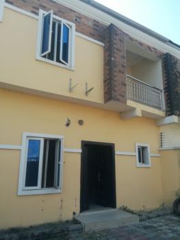 3 Bedroom Terraced Duplex with Bq, Off Ibrahim Eletu Way., Osapa, Lekki, Lagos, Terraced Duplex for Sale