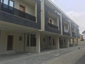 Brand New 4 Bedroom Terrace Apartment, Orchid Estate, Lekki, Lagos, Terraced Duplex for Rent