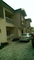 a 3 Bedroom Flat All Room En Suite ( 4 in a Compound), Chisco Road, Ikate Elegushi, Lekki, Lagos, Flat for Rent