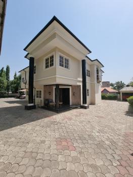 Affordable 4 Bedroom Detached Duplex in a Strategic Location, Lingu Crescent, Wuse 2, Abuja, Detached Duplex for Sale