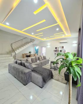 Luxury 3 Bedroom Duplex + Bq, Abijo G.r.a, Lekki Phase 2, Lekki, Lagos, Terraced Duplex for Sale