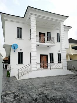 Spacious Fully Detached 5 Bedrooms Duplex with Bq Plus Swimming Pool, Within a Gated Estate on Novare Shoprite Road, Sangotedo, Ajah, Lagos, Detached Duplex for Sale