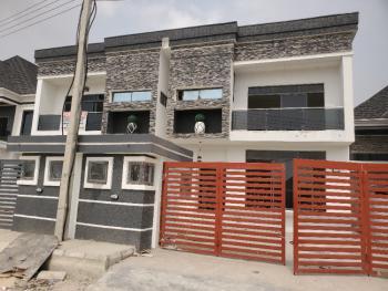 Newly Built and Well Finished 4bedroom Duplex with Bq, Ikota Villa Estate, Ikota, Lekki, Lagos, Semi-detached Duplex for Sale