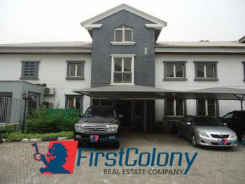 Luxury 4 Bedroom Terraced Duplex Within a Serviced Residential Court, Off Bourdillon Road, Ikoyi, Lagos, Terraced Duplex for Sale