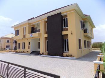 Big Compound 5 Bedrooms Fully Detached Duplex with 2 Rooms Bq, Northern Foreshore Estate, Osapa, Lekki, Lagos, Detached Duplex for Sale