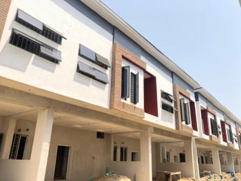 Newly Built 3 Bedrooms Terraced House, Orchid Road, Second Tollgate, Lekki Phase 2, Lekki, Lagos, Terraced Duplex for Sale