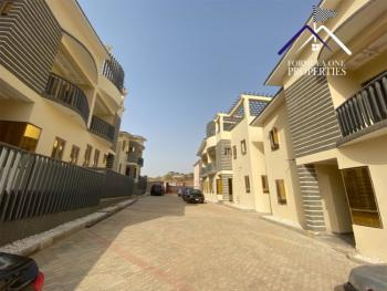 a Lovely House with a Rooftop Swimming Pool, Guzape District, Abuja, Semi-detached Duplex for Sale