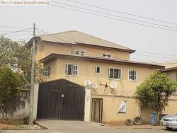 Block of 5 Flats of 3 Bedrooms Apartment, Magodo Isheri Phase 1, Magodo, Lagos, Block of Flats for Sale
