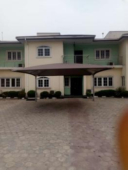 4 Bedroom Serviced Terraced with Ac and Swimming Pool, Lekki Phase 1, Lekki, Lagos, Terraced Duplex for Rent