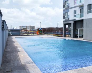 2 Bedroom Flat, Sapphire Tower Right, Lekki Phase 1, Lekki, Lagos, Flat for Rent