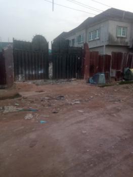 Plot of Land with Demolishable Bungalow, Alh. Lambo Street, Goodluck, Alapere, Ketu, Lagos, Mixed-use Land for Sale